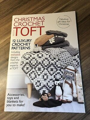 Christmas Crochet With Toft - 12 Patterns