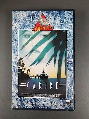 "VHS ""Caribe : Collection aventure n°1"""