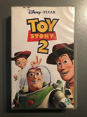 "VHS ""Toy Story 2"""