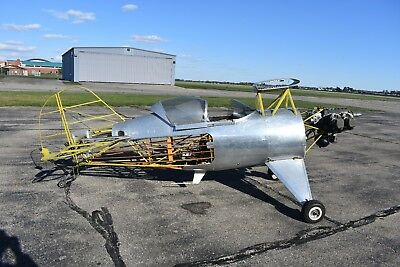 Mong Sport Biplane Project