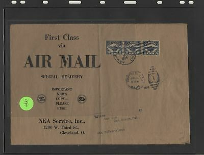 US - Nice Airmail Cover Lot # 12
