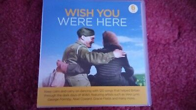 wish you were here, 120 songs on 6 cd