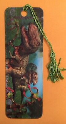 3D Bookmark Dinosaurs **NEW**