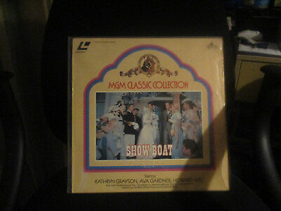 MGM classic collection Showboat laser cd video