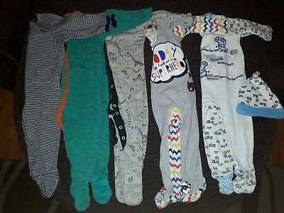 **baby Gap Next Peppa Pig Tu Sleepsuit Bundle 9-12 Month Bundle Lovely Quality**