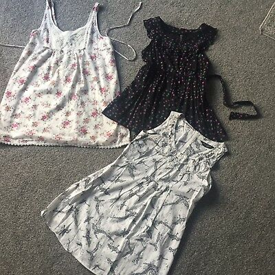 maternity clothes Bundle Dresses And Tops Size 8 & 10 Dorothy Perkins