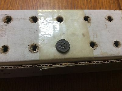 Dated Railroad Nail from 1959