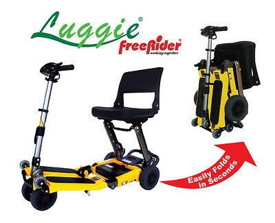 NEW Luggie Mobility Scooter