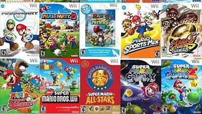 2tb Nintendo Wii Hard Drive Play Ready Up to 1033 Wii Games 7000 retro