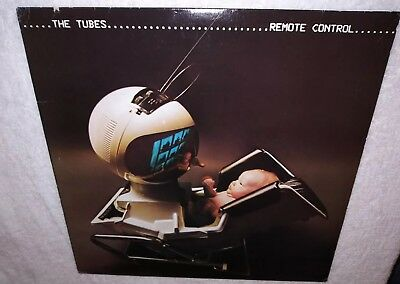 The Tubes, Remote Control. 1979 VINYL LP (EX playtested) cover VG+ Todd Rundgren