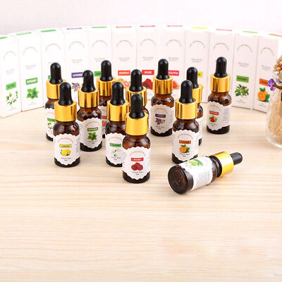 Aromatherapy Essential Oil Natural Pure Organic Essential Oil Fragrances 10ml