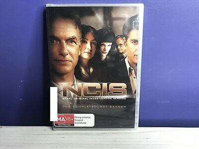 Ncis The Complet Season One Dvd New