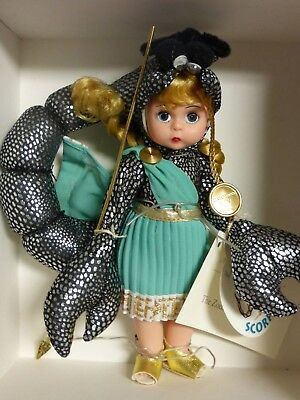 "Madame Alexander 8"" ASTROLOGY Doll - SCORPIO"