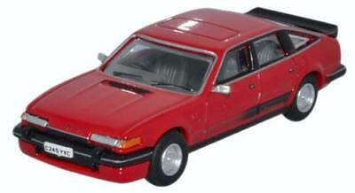 Oxford Die-cast - 1/76 Model - Rover SD1 3500 Vitesse Targa Red