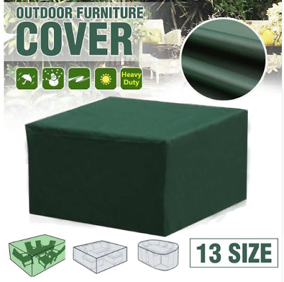 Waterproof Garden Patio Furniture Cover Covers for Rattan Table Cube Outdoor Set