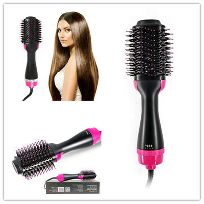 Pro Collection Salon One-Step Hair Dryer and Volumizer Oval Brush Design HOT!!!