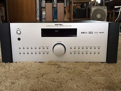 Rotel 1056 Receiver