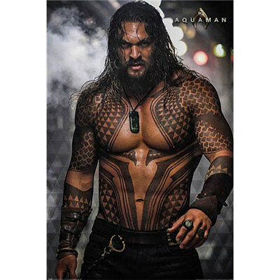 Aquaman - 6 Pack POSTER 61x91cm BRAND NEW