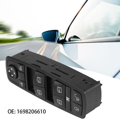 For MERCEDES-Benz A B CLASS W245 Front Electric Power Window Switch A1698206710