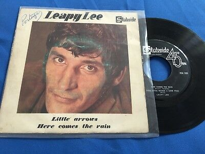 Leapy Lee - Little Arrows - Portugal 45 Ep