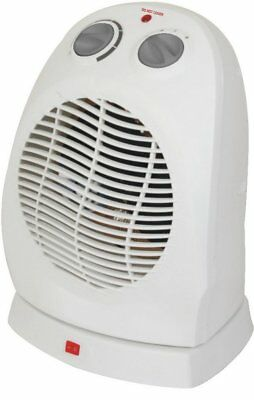 Home Oscillating Electric Heater Fans 2kw Adjustable Thermostat 220V Heater MW