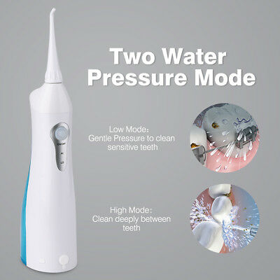 Irrigateur oral rechargeable avec Waterproof 150ml USB 1800mah oral irrigator