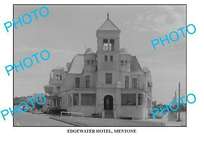 Large Photo Of Old Edgewater Hotel, Mentone Victoria