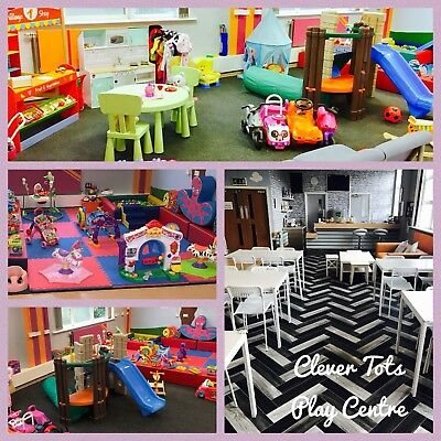 Under 5's Play Cafe Business For Sale