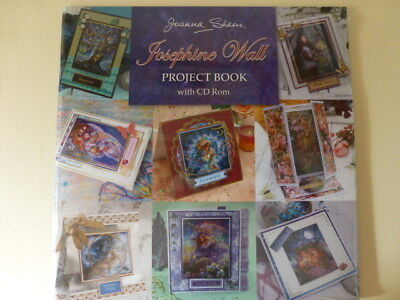 Josephine Wall Project Book With CD Rom by Joanna Sheen.