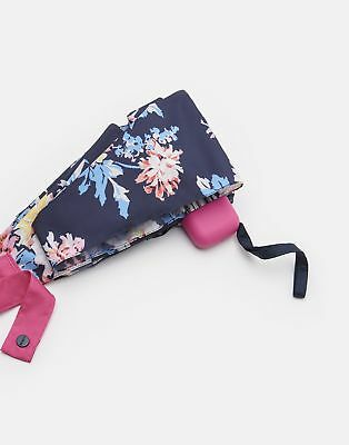 Joules Womens 206914 By Fulton Tiny Brolly ONE in NAVY WHITSTABLE in One Size
