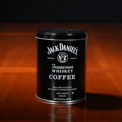 Jack Daniel's Tennessee Whiskey Coffee 8.8 ounce tin