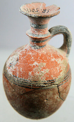 Pottery jug, probably from Cyprus / Cypriot