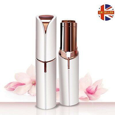 Flawless rechargeable Hair Remover Women's Painless Face,Body Trimmer Shaver  UK