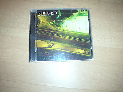 A Weekend in the City von Bloc Party. | CD | Zustand gut