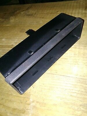 Genuine BMW Rare Fischer C Box Cassette Tape Storage Outer Unit
