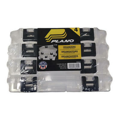 4 Pack Plano 23650 ProLatch Stowaway 5-20 Compartment Storage Tackle Fishing