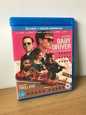 Baby Driver (with Digital Copy) [Blu-ray]