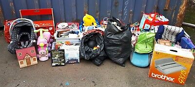 Carboot joblot mixed carboot clearance job lot 100s of good items..