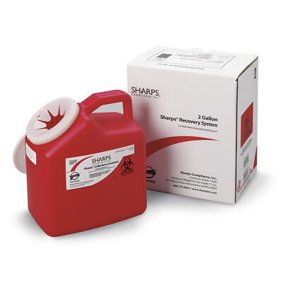 2 Gallon Sharps Recovery System