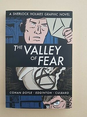Sherlock Holmes The Valley Of Fear GN Self Made Hero Comics