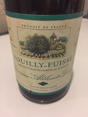 POUILLY-FUISSE 2008 / Blanc