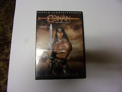 Conan - The Complete Quest (DVD, TWIN FEATURE)