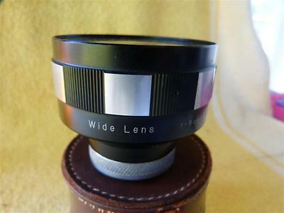 Aires Auxilary Wide Angle Lens