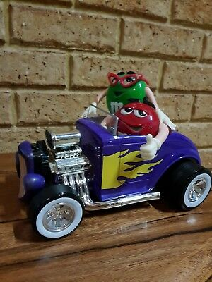 Purple M&m Hot Rod Collectable