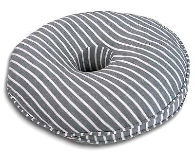 Paige and Co Memory Foam Donut Cushion, Pregnancy Pillow, Pregnancy Wedge, Coccy