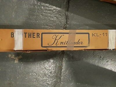 Brother Knit Leader KL-116 IN ORIGINAL box