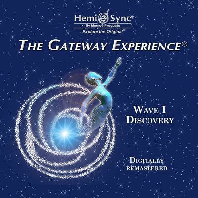 Monroe Institute (Hemi-Sync) - The Gateway Experience Wave 4-6 9 CDs