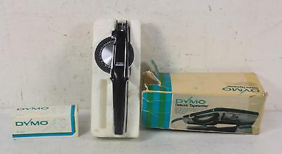 DYMO Deluxe Tapewriter Kit Label Maker 1570 IOB