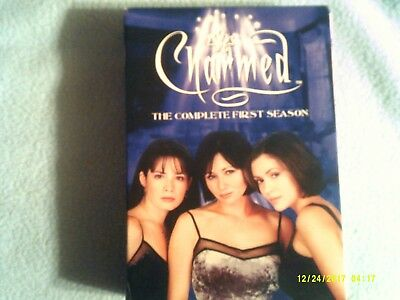 CHARMED---The First Complete Season---DVD Box Set