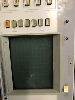 HP 8756A SCALAR NETWORK ANALYZER 10 MHz to 60 GHz